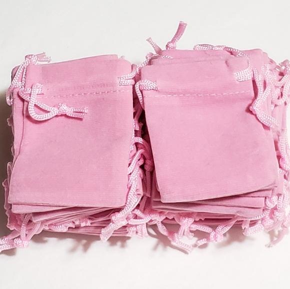 Boutique Handbags - 20pcs Velvet Gift Bags Wedding Christmas Favor